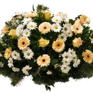 """Wiazanka pogrzebowa """"Ostatnie pożegnanie"""""""