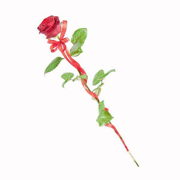 Czekolada Lindt z różą