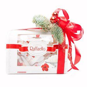 Raffaello z różą