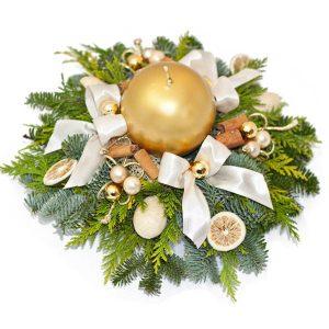 """Stroik """"Wesołych Świąt"""""""