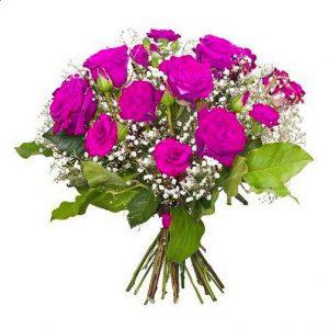 ,,Amarantowe róże''