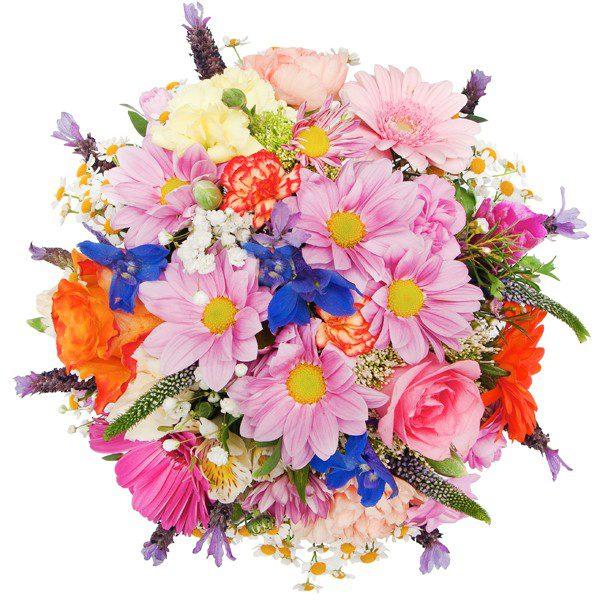 ,,Bukiet kwiatów polnych''