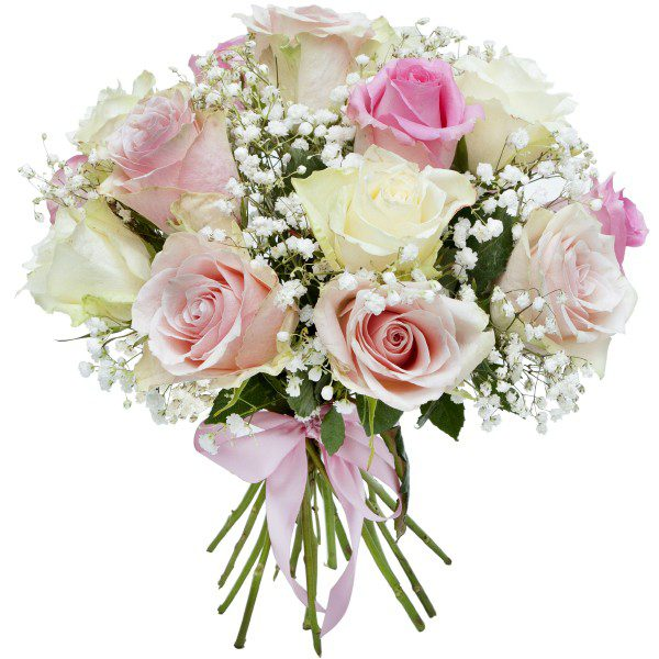 "Bukiet ""PasteLOVE róże"""